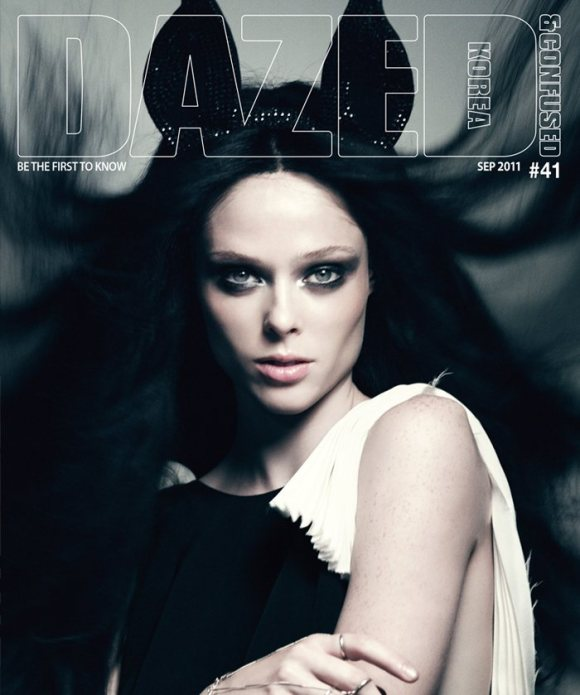 Dazed and Confused Korea September 2011 cover