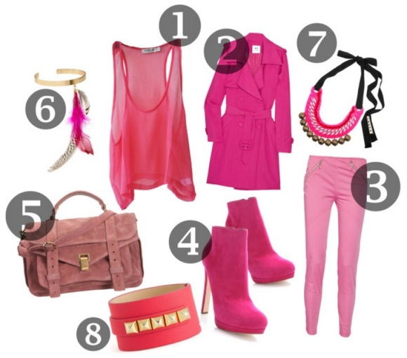 Pink Items