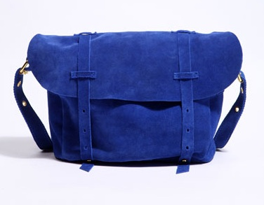 Urban Outfitters Suede Bag
