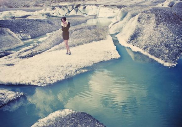 Glacial Shoot by Sandro Babler