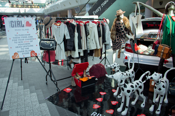 Westfield Car Bootique - River Island