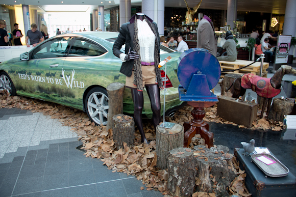 Westfield Car Bootique - Ted Baker