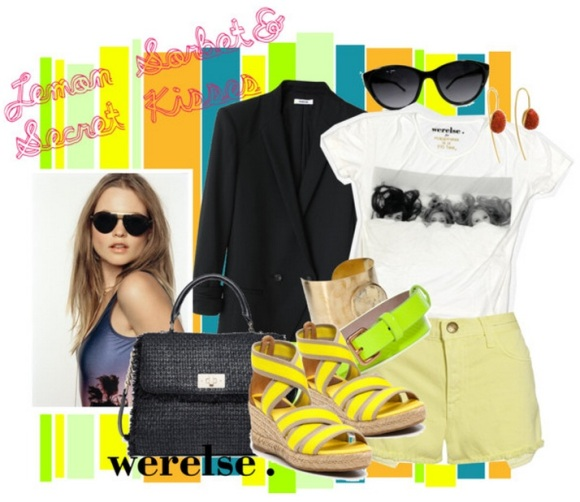 Polyvore Styling