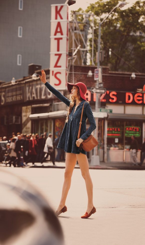 Karlie Kloss for Free People Jan 12