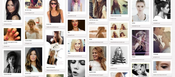 Pinterest - Hair and Beauty