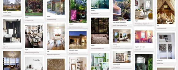 Pinterest - Home and Garden